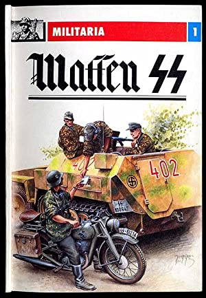 Waffen SS. Jednostki pancerne.: Ledwoch Janusz:
