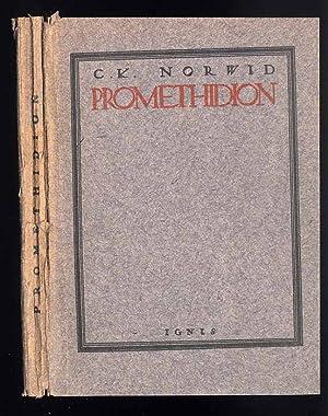 Promethidion.: Norwid C.K. [Cyprian