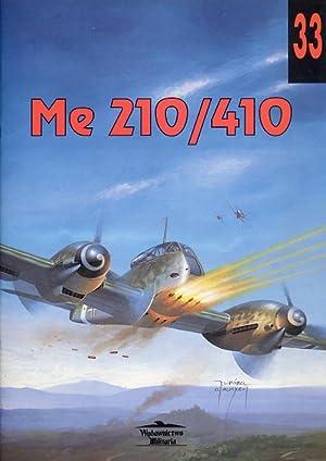 Messerschmitt Me210/Me410.: Ledwoch Janusz:
