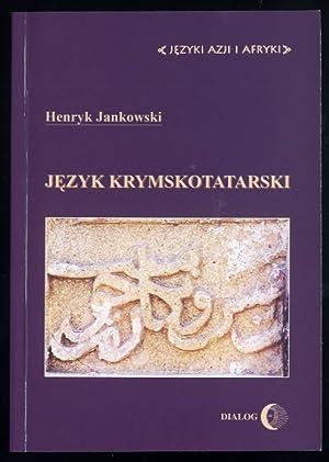 Jezyk krymskotatarski.: Jankowski Henryk:
