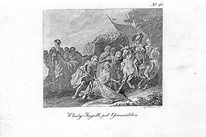 No 10. Wlady: Jagiello pod Grunwaldem: Christian Ernst Stoelzel
