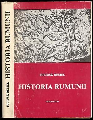 Historia Rumunii.: Demel Juliusz: