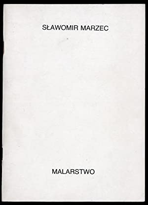 Slawomir Marzec. Malarstwo. Galeria Labirynt 2, Grudzien/December