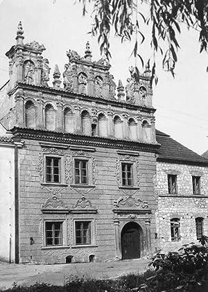 KAZIMIERZ DOLNY. Renesansowa kamienica Celejowska /XVII w./: Pawel Mystkowski i