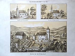 GLATZER DISTRICT Lief: VII. 18. Kirche zu: Otto Pompejus wg