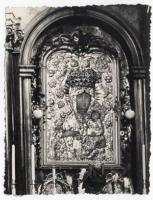 Obraz Najsw. Marii Panny Szkaplerznej laskami slynacy: Ludwik Piotr Wielezynski