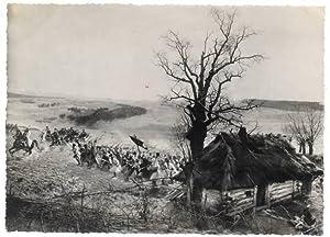 """Fotografia fragmentu Panoramy Raclawickiej""""]: Ludwik Piotr Wielezynski"""