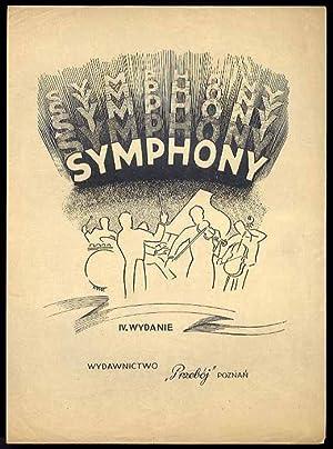 """Parafraza na temat """"Symphony"""".: Alstone Alex (muzyka);"""