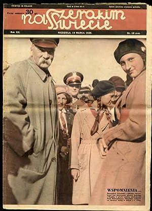 Na Szerokim Swiecie. R.12 (1939). Nr 12