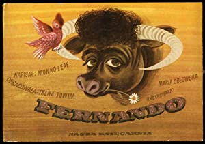 Fernando./Ferdinand, the bull / Story of Ferdinand.: Leaf Munro: