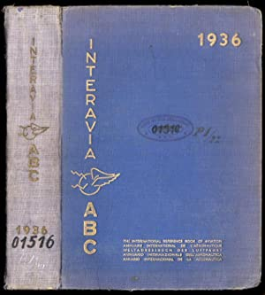 Interavia ABC 1936. The international reference book
