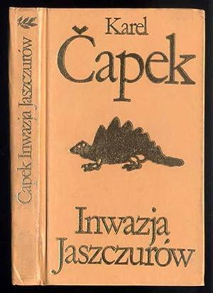 Inwazja jaszczurow./Válka s mloky (1936).: Capek Karel: