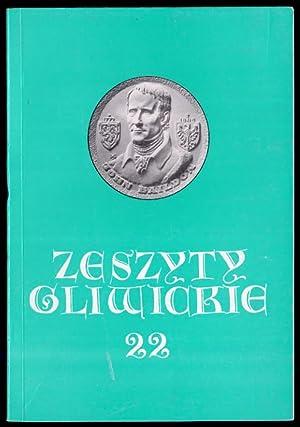 Zeszyty Gliwickie. T.22 (1993).