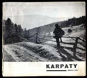 Karpaty. Materialy szkoleniowe o problematyce gorskiej terenow