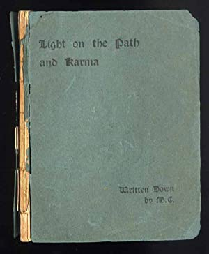 Light on the Path and Karma.: M.C. [Mabel Collins]: