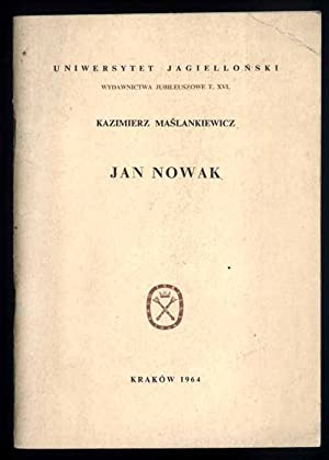 Jan Nowak.: Maslankiewicz Kazimierz: