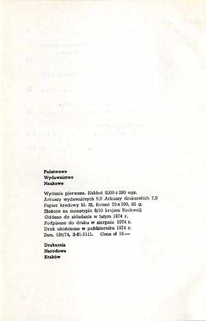 Palac Branickich.: Bartczakowa Aldona, Malinowska Irena: