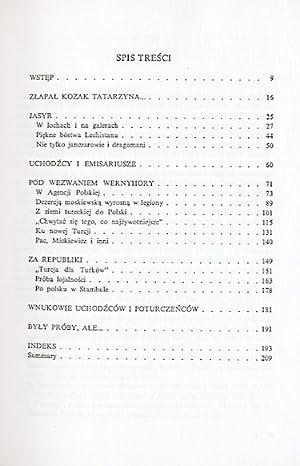 Odaliski, poturczency i uchodzcy. Z dziejow Polakow w Turcji.: Latka Jerzy S.: