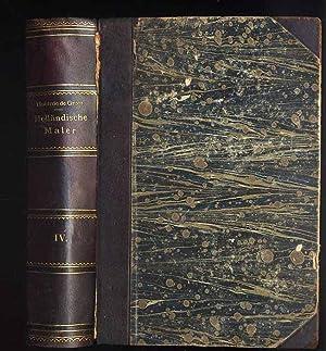 Beschreibendes und kritisches Verzeichnis der Werke der: Hofstede de Grott