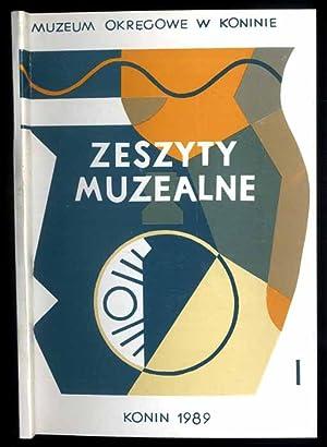Zeszyty Muzealne 1.