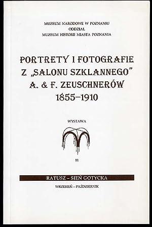 """Portrety i fotografie z """"Salonu Szklanego"""" A.: Warkoczewska Magdalena:"""