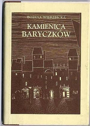 Kamienica Baryczkow. Salon kulturalny Warszawy 1912-1936.: Wierzbicka Bozena: