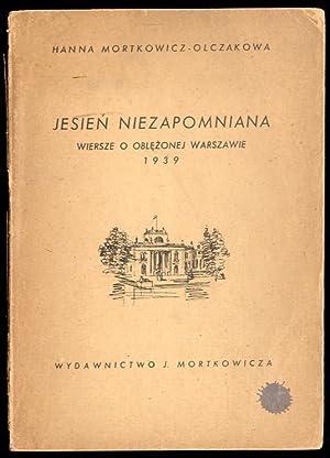 Wiersze O Warszawie Abebooks