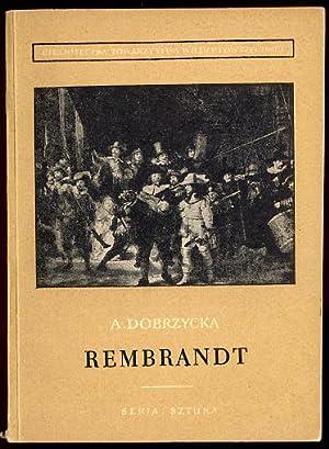 Rembrandt.: Dobrzycka Anna:
