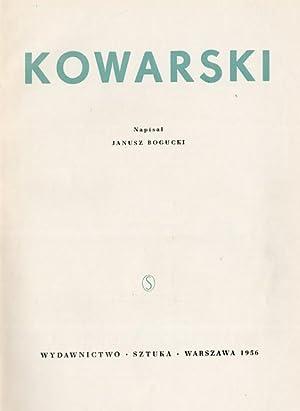 Kowarski.: Bogucki Janusz: