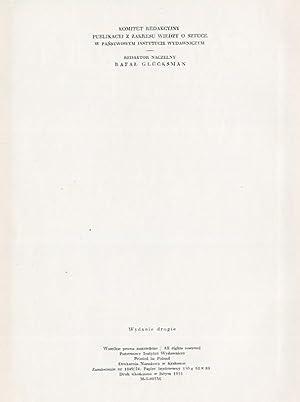 Canaletto malarz Warszawy.: Wallis Mieczyslaw: