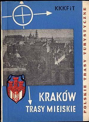 Krakow - trasy miejskie.: Duzyk Jozef, Francic