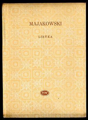 Liryka.: Majakowski Wlodzimierz: