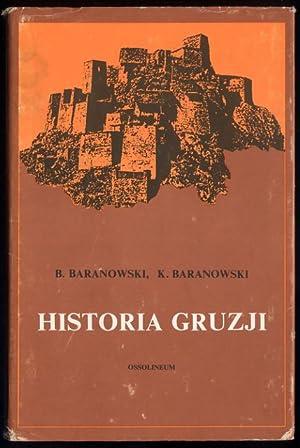 Historia Gruzji.: Baranowski Bohdan, Baranowski