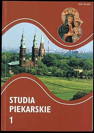 Studia Piekarskie 1.