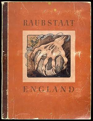 Raubstaat England.