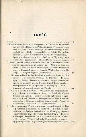 Szkice i poszukiwania historyczne. Serya czwarta.: Pulaski Kazimierz: