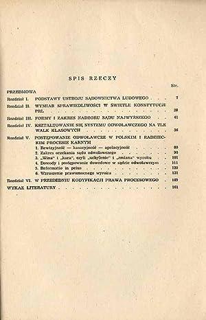 Niektore zagadnienia procesu karnego w swietle konstytucji. Z praktyki i teorii procesowej w latach...