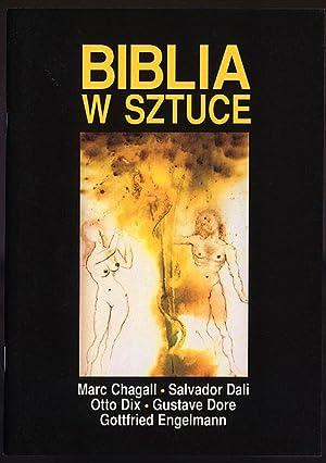 Biblia w sztuce. Marc Chagall, Salvador Dali,