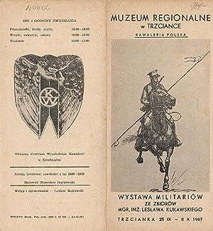 Kawaleria polska. Wystawa militariow ze zbiorow mgr.