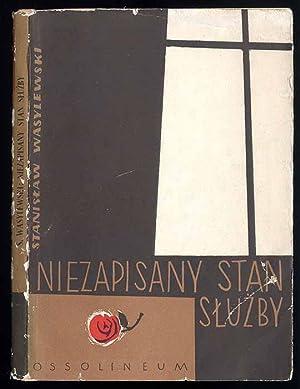 Niezapisany stan sluzby.: Wasylewski Stanislaw: