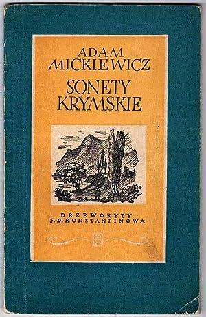 Sonety krymskie.: Mickiewicz Adam: