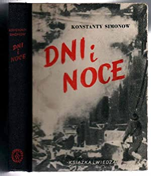 Dni i noce.: Simonow Konstanty: