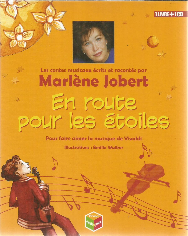 marlène jobert contes musicaux