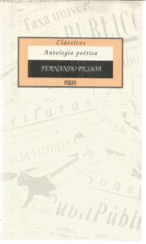 Classicos - Antologia poética - Pessoa, Fernando