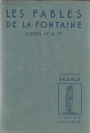Les fables de la Fontaine - Livres: Mauger, Gaston