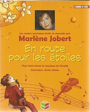 En route pour les étoiles avec CD - Pour faire aimer la musique de Vivaldi: Jobert, Marlène