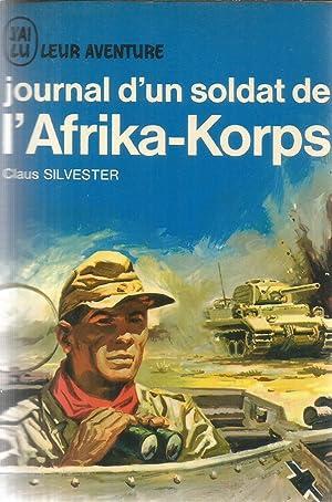 Journal d'un soldat de l'Afrika-Korps: Silvester, Claus