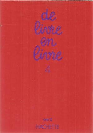 De livre en Livre 4 - CM: Joveniaux / Orieux