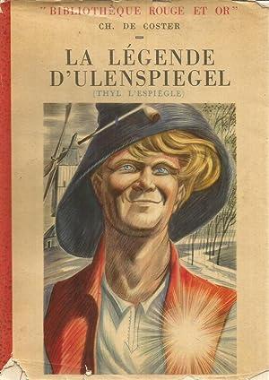 La légende d'Ulenspiegel: Coster, Ch. de
