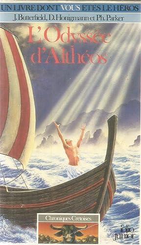 Chroniques Crétoises 3 - L'Odyssée d'Althéos -: Butterfield, J. /